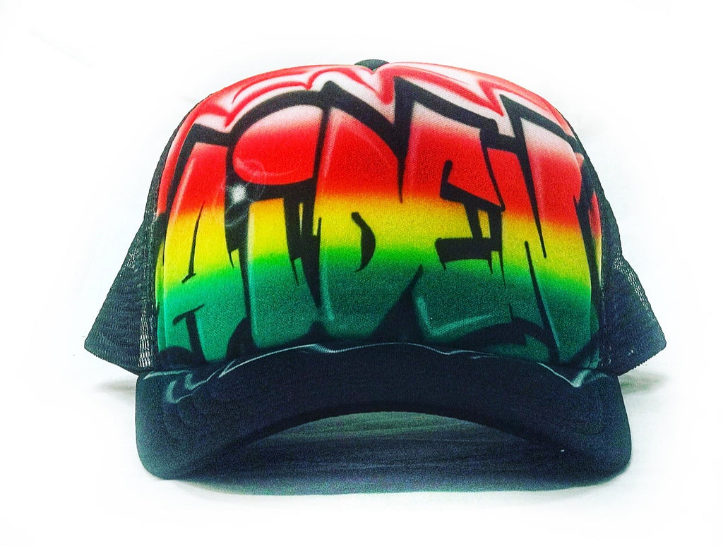 Trucker Cap - Aiden