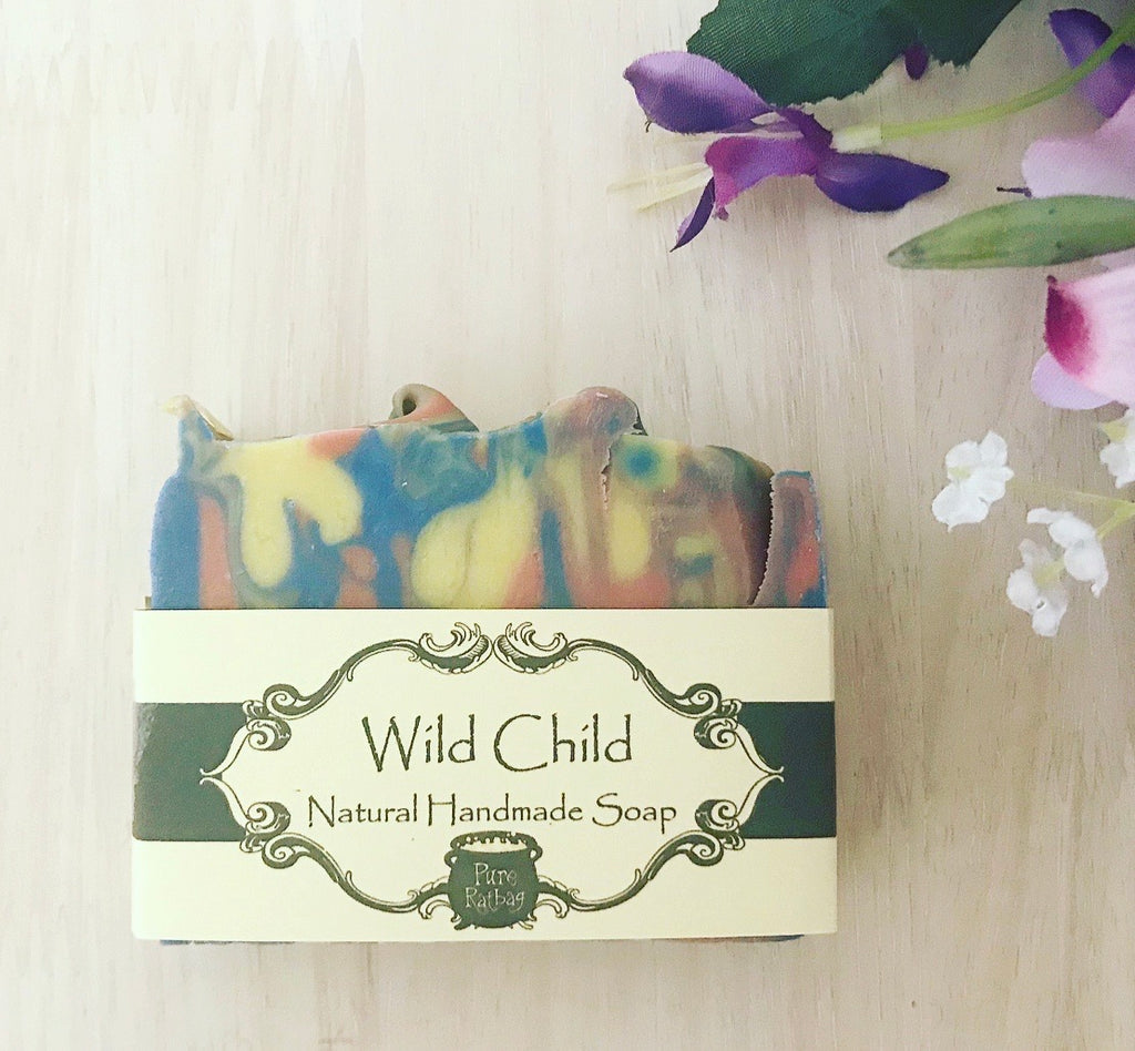 Hemp Oil Soap - Wild Child