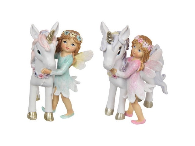 Fairies with Unicorn