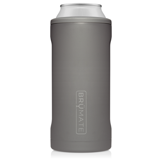 HOPSULATOR JUGGERNAUT | MATTE GRAY (24/25OZ CANS)