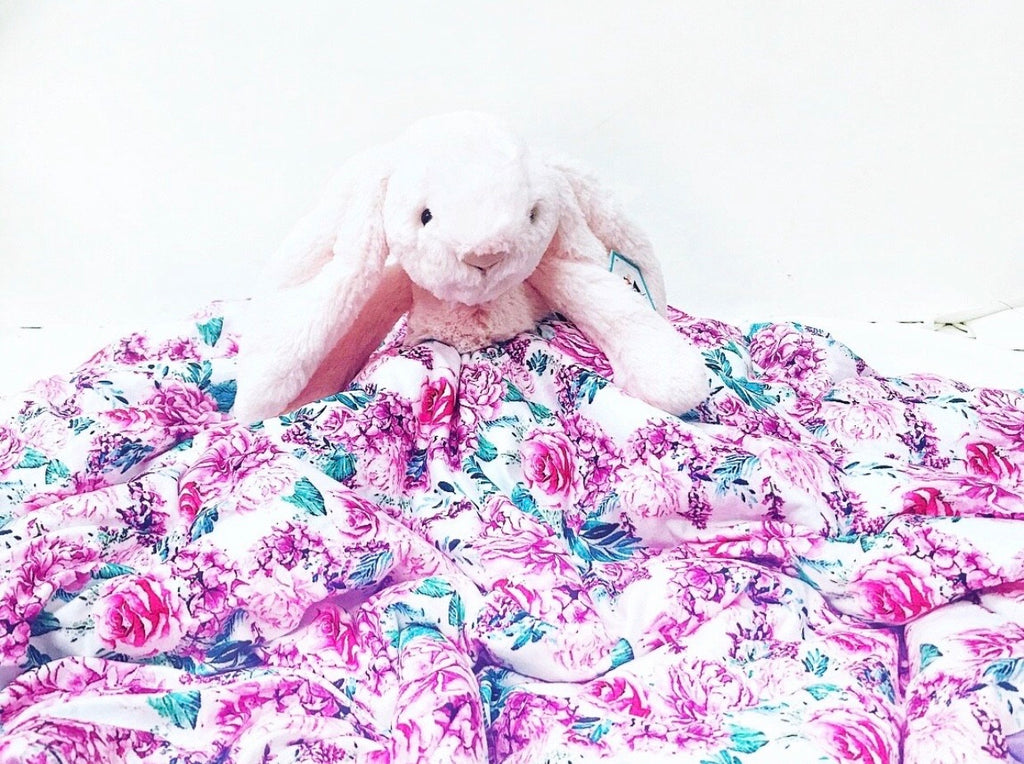 Cuddle Blanket - Pink Jellycat