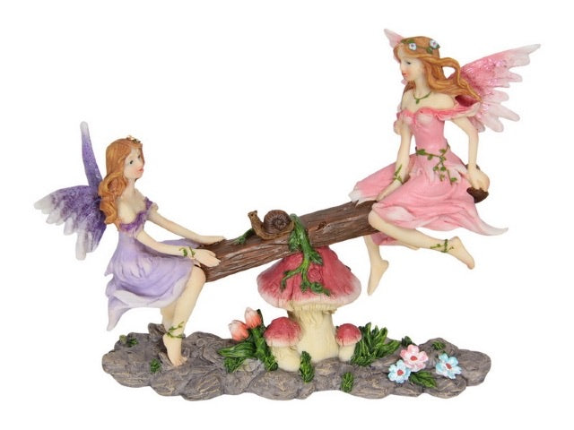 Fairies on Seesaw