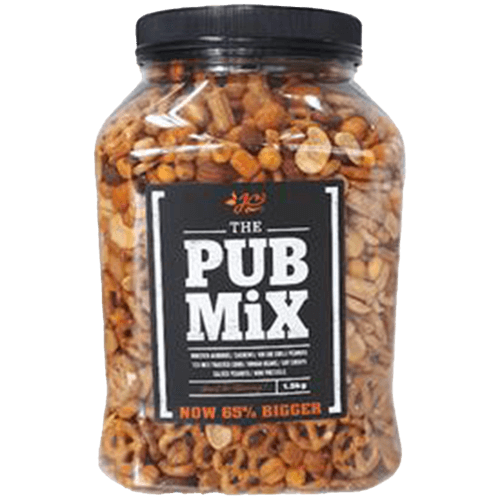 Jc's The Pub Mix 1.5 Kg