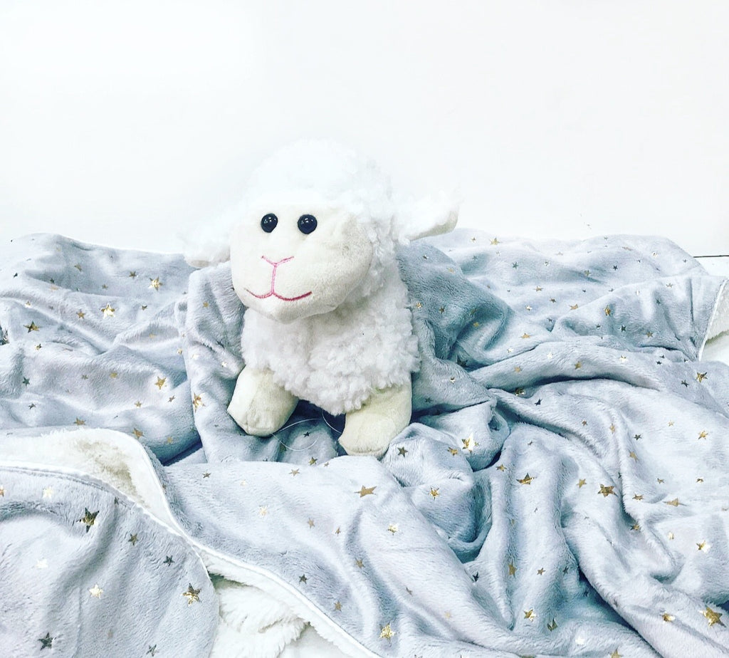 Cuddle Blanket - Sheep