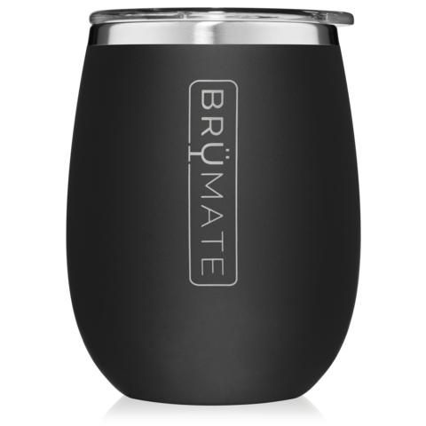 UNCORK'D XL 14OZ WINE TUMBLER | MATTE BLACK