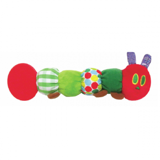 Hungry Caterpillar Teether