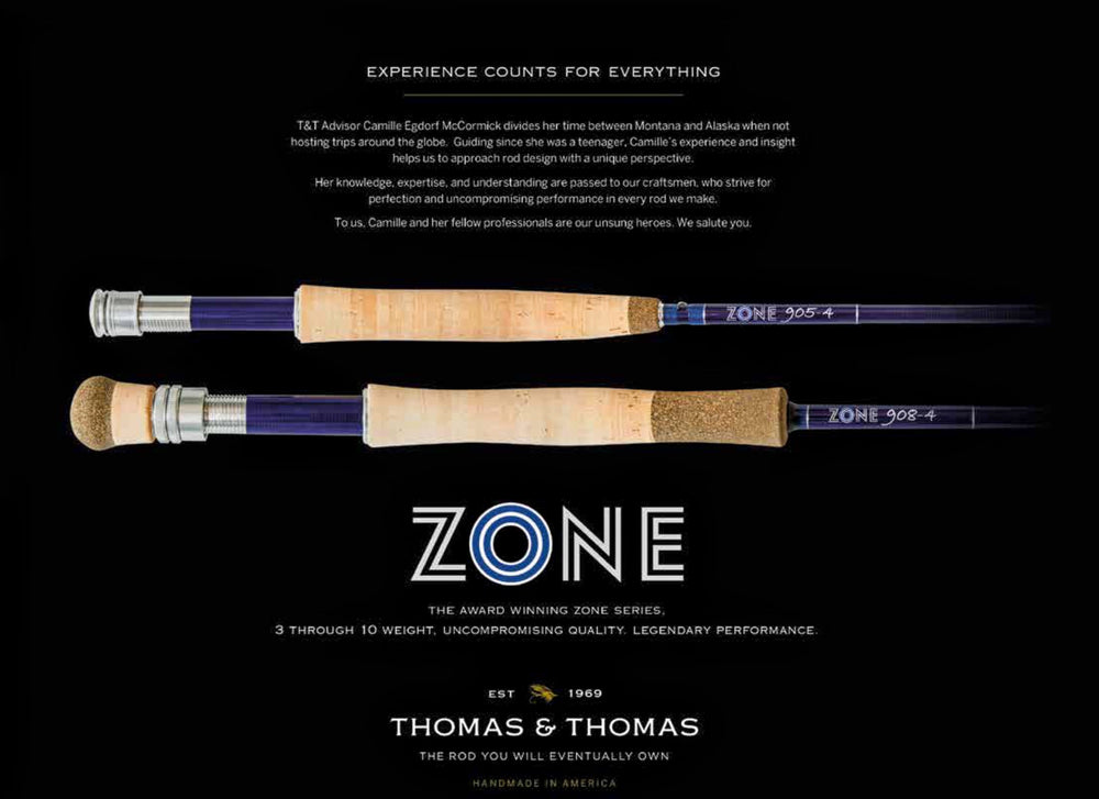 Thomas & Thomas Zone Fly Rods