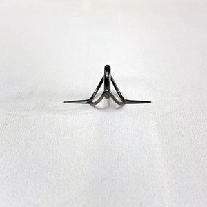 Load image into Gallery viewer, The Copper Champagne Flute | Fish On! Fly Fish Copper Champagne Flute