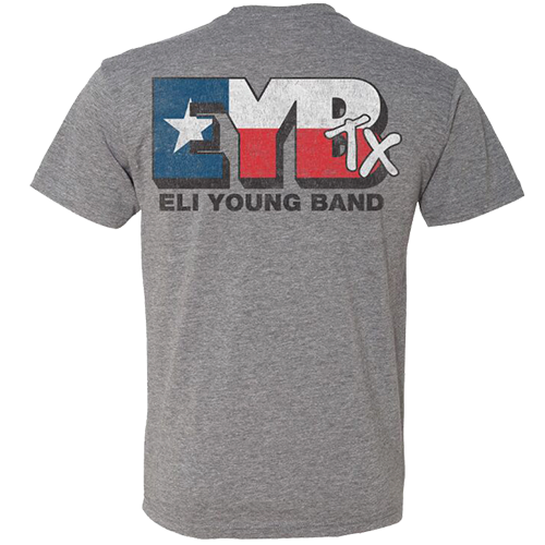 EYB Texas Flag Tee