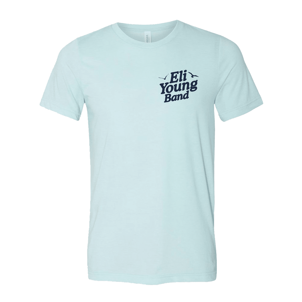 Ice Blue 2018 Saltwater Gospel T-Shirt