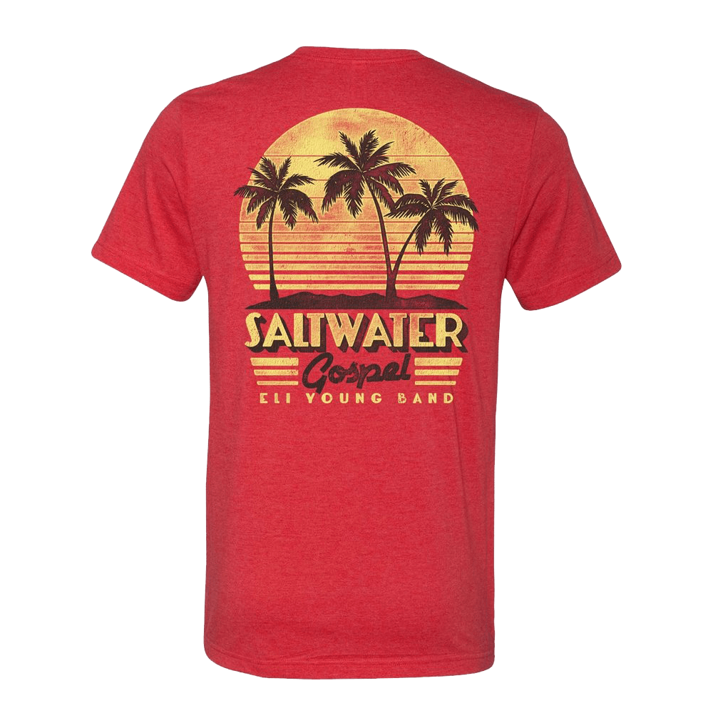 2017 Red Saltwater Gospel T-Shirt