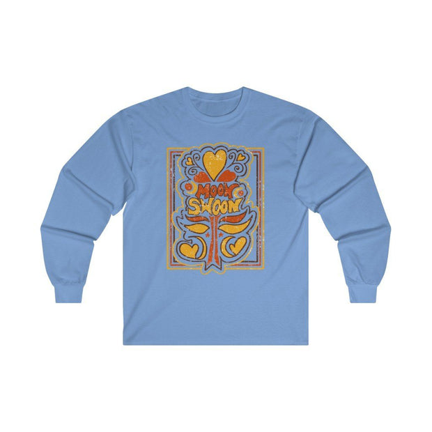 Moon Swoon Long Sleeve 2400 Lands Carolina Blue S