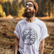 Men's Find Your Road Tee 5000 Lands