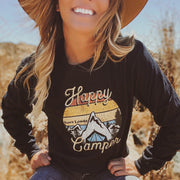 Mountain Happy Camper Long Sleeve 2400 Lands