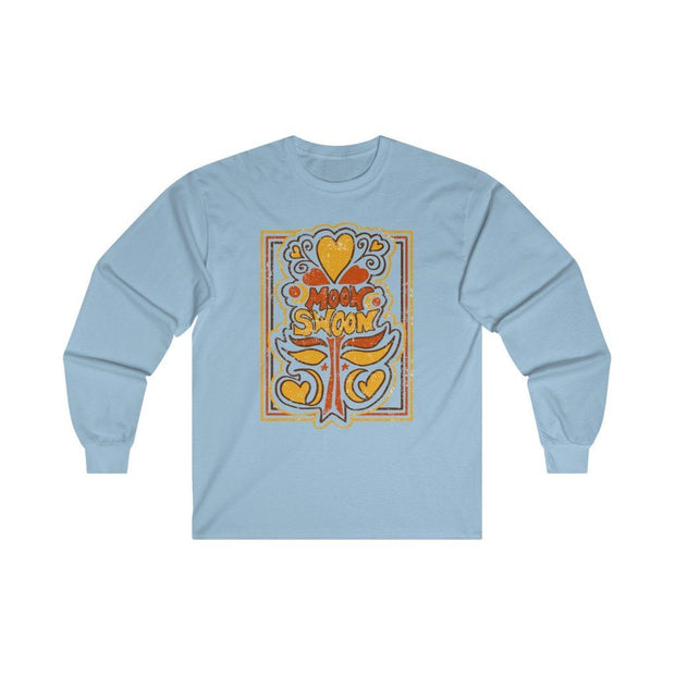 Moon Swoon Long Sleeve 2400 Lands Light Blue S