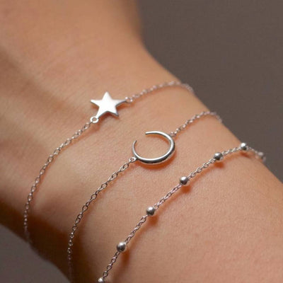Lunar Bracelet Set Lands