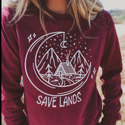 Cabin Long Sleeve 2400 Lands