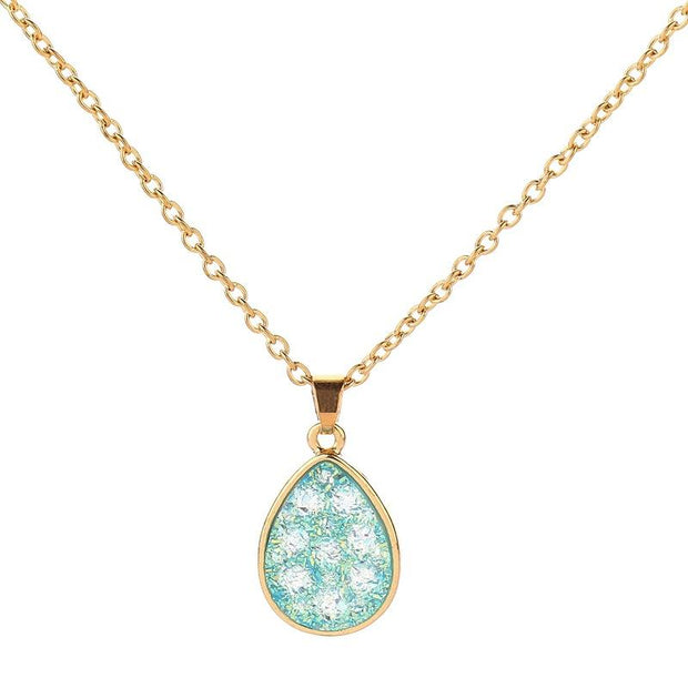 Crystal Healing Pendant Lands Turquoise