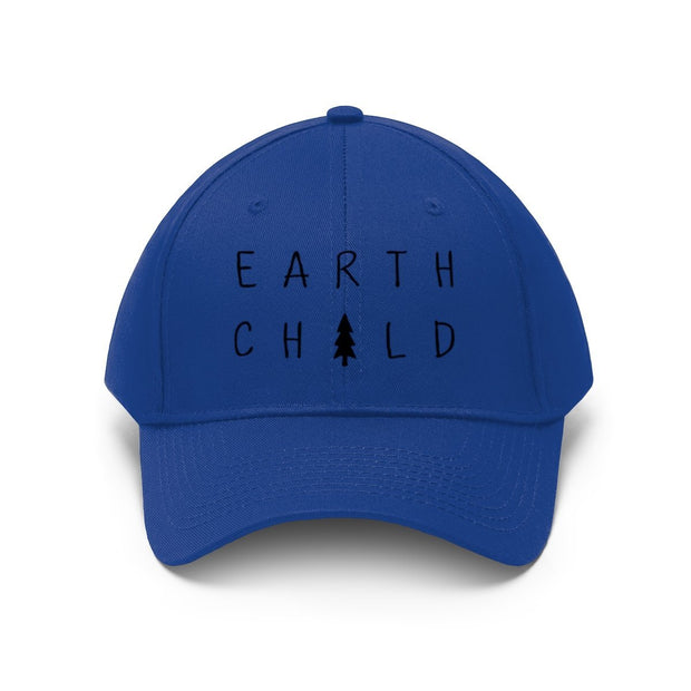 Earth Child Hat Hats Printify True Royal One size