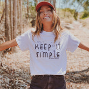 Keep it Simple Tee 5000 Lands