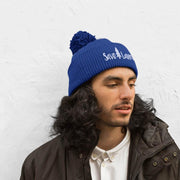Save Lands Beanie Hats Printify True Royal One size