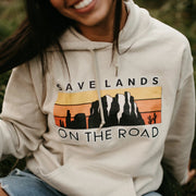 On The Road Hoodie Hoodie Lands