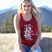 Fall In Love With Yourself Tank 1533 Lands