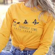 Give Yourself Time Long Sleeve 2400 Lands