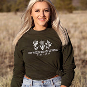Grow Through Long Sleeve 2400 Lands