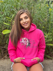 Wildflowers Hoodie 18500 Lands Heliconia S