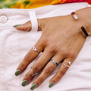 Arrow Ring Jewelry Lands