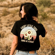 Every Little Thing Back Print Tee 5000 Lands