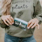 Powered by Plants Hoodie Hoodie Lands