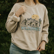 Wilderness Crewneck 18000 Lands