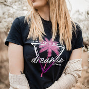California Dreamin' Tee 5000 Lands Black L