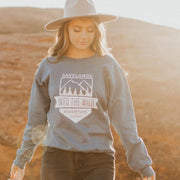 Into The Wild Crewneck Sweatshirt Sweatshirt Lands