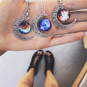 Nebula Necklace Jewelry Lands