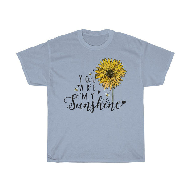 You Are My Sunshine Tee T-Shirt Printify Light Blue S