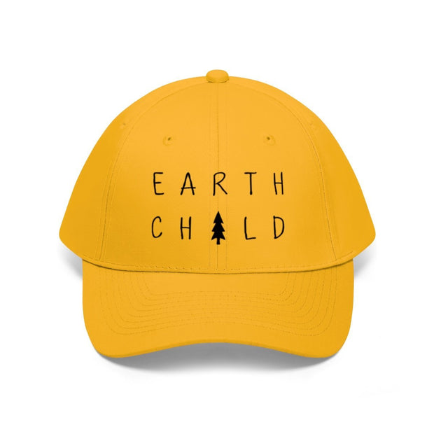 Earth Child Hat Hats Printify Gold One size