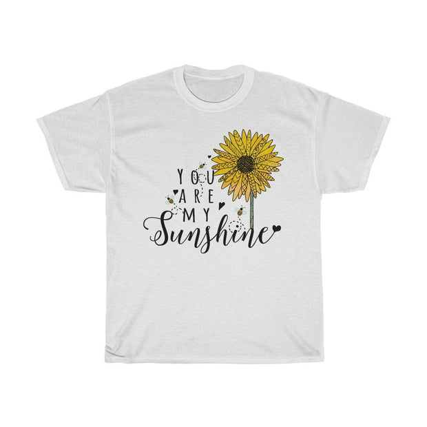 You Are My Sunshine Tee T-Shirt Printify White L