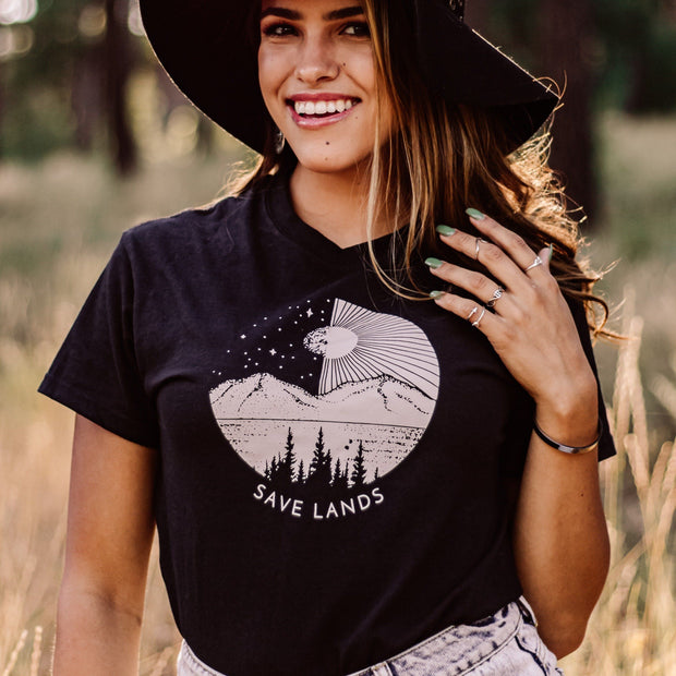 Day & Night Tee 5000 Lands