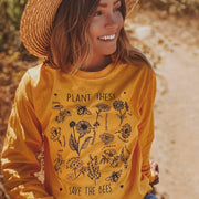 Plant These Long Sleeve 2400 Lands