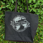 Better World Tote Bag Q600 Lands