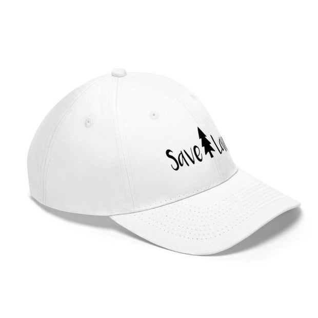 Save Lands Modern Hat Hats Printify