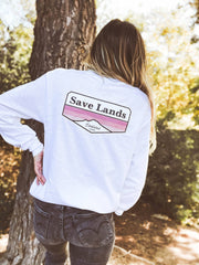 Established 2020 Long Sleeve (Back Print) 2400 Lands