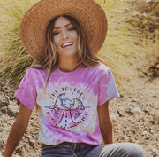The Journey is the Destination Desert Rose Tee 1000 DESERT ROSE Lands