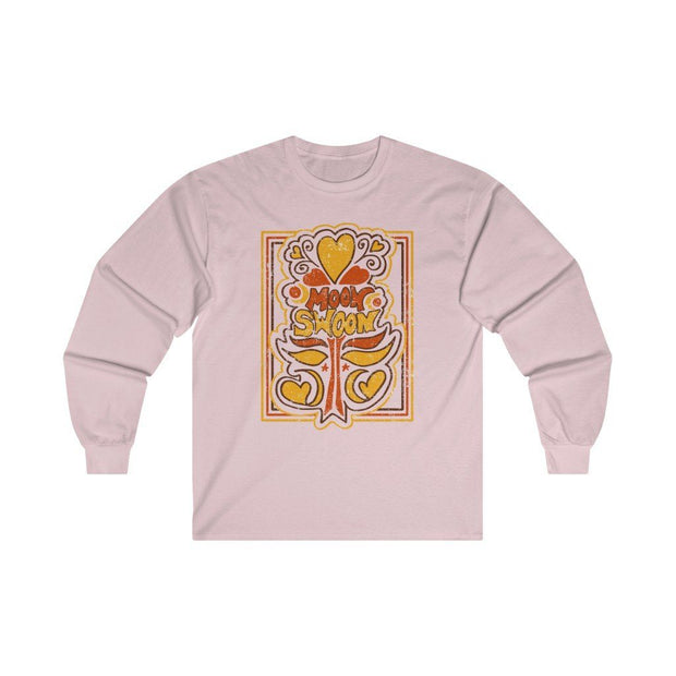 Moon Swoon Long Sleeve 2400 Lands Light Pink S