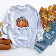 Save Lands Pumpkin Crewneck 18000 Lands