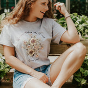 Nature Makes Me Happy Tee 5000 Lands