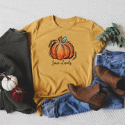 Save Lands Pumpkin Tee 5000 Lands Mustard S